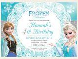 Free Printable Frozen Birthday Invitations 14 Frozen Birthday Invitation – Free Psd Ai Vector Eps
