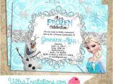 Free Printable Frozen Birthday Invitations Disney Frozen Olaf & Elsa Birthday Invitations Printable