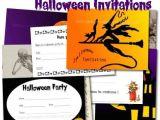 Free Printable Halloween Birthday Party Invitations Templates 8 Best Of Halloween Party Printable Birthday