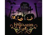 Free Printable Halloween Birthday Party Invitations Templates Halloween Party Invitation Templates – Gangcraft
