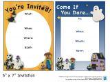 Free Printable Halloween Birthday Party Invitations Templates Printable Halloween Birthday Party Invitations – Festival