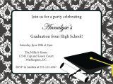 Free Printable Invitations Graduation Graduation Invitation Templates Free Best Template