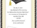 Free Printable Invitations Graduation Graduation Invitations Templates Free Download
