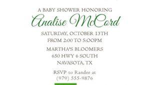 Free Printable John Deere Baby Shower Invitations Printable Baby Shower Invitation Tractor theme