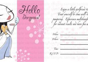 Free Printable Mary Kay Party Invitations Mary Kay Party Invitations Template Resume Builder