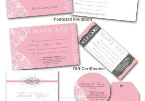 Free Printable Mary Kay Party Invitations Paper Perfection Mary Kay Spa Party Printables