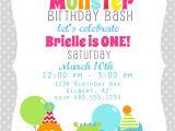 Free Printable Monster Birthday Invitations Printable Party Invitation Little Monster Birthday or Baby