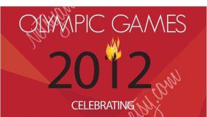 Free Printable Olympic Birthday Party Invitations Olympic Birthday Invitation by Netsyand Pany On Etsy