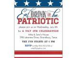 Free Printable Patriotic Birthday Invitations Be Patriotic Invitations