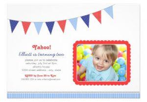 Free Printable Patriotic Birthday Invitations Birthday Invitation