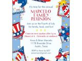 Free Printable Patriotic Birthday Invitations Patriotic Party Invitations