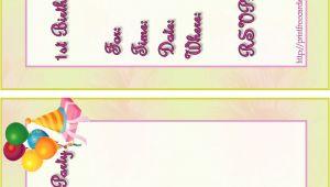 Free Printable Personalized Birthday Invitation Cards Party Invitations 10 Personalized Printable Birthday
