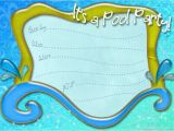 Free Printable Pool Party Invites Search Results Invitation Printable Party Kits
