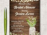 Free Printable Rustic Bridal Shower Invitation Templates 14 Printable Bridal Shower Invitations Examples