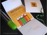 Free Printable Science Birthday Party Invitations Birthday Party Ideas for Boys with Free Printables