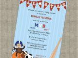 Free Printable Sports themed Baby Shower Invitations Sports themed Baby Shower Invitation All Star Invite Mvb