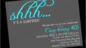 Free Printable Surprise Birthday Party Invitations Templates 26 Surprise Birthday Invitation Templates Free Sample