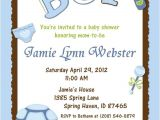 Free Printable Turtle Baby Shower Invitations Baby Shower Invitation Blue Green Turtle by
