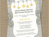 Free Printable Twinkle Twinkle Little Star Baby Shower Invitations Twinkle Twinkle Little Star Baby Shower Invite Yellow