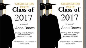 Free Sample Of Graduation Invitation Sample Graduation Invitations Free Premium Templates