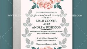 Free Wedding Invitation Template Psd 75 Free Must Have Wedding Templates for Designers