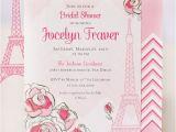 French Inspired Bridal Shower Invitations Best 25 Paris Bridal Shower Ideas On Pinterest Parisian