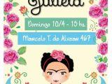 Frida Kahlo Party Invitations Frida Kahlo Party Printables Frida Birthday Decoration