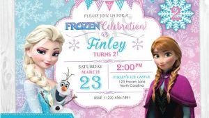 Frozen Birthday Invitation Blank Template 13 Frozen Invitation Templates Word Psd Ai Free