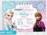 Frozen Birthday Invitation Template 13 Frozen Invitation Templates Word Psd Ai Free