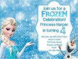 Frozen Birthday Invitation Template Frozen Birthday Invitation Frozen Birthday by