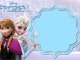 Frozen Party Invitation Template Download Free Printable Frozen Anna and Elsa Invitation Templates