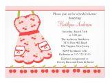 Fun Bridal Shower Invitations Fun Cherry Retro Kitchen Bridal Shower Invitation 5 Quot X 7