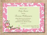 Funny Baby Shower Invitation Wording Ideas Gift Registry Wording for Baby Shower Invitations