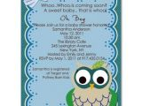 Funny Baby Shower Invites Funny and Adorable Owl Baby Shower Invitations Bs221