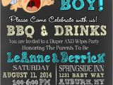 Funny Baby Shower Invites Hide Your Daughters because It S A Boy Baby Shower