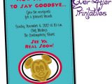 Funny Birthday Invitation Wording for Colleagues Funny Farewell Invitations