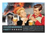 Funny Housewarming Party Invitations Funny Housewarming Party Invitations On Fire Zazzle Com