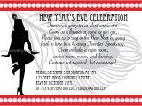 Funny New Years Party Invitation New Year Invitation Text