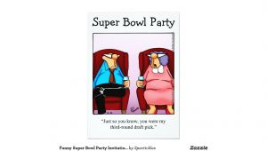 Funny Super Bowl Party Invitation Wording Funny Super Bowl Party Invitations