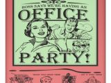 Funny Work Holiday Party Invitation Wording Funny Office Party Invitation