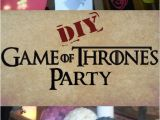 Game Of Thrones Watch Party Invitation Game Of Thrones Party