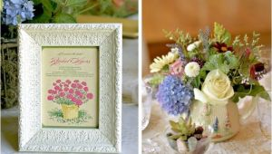 Garden Party themed Bridal Shower Invitations A Vintage Garden Party themed Bridal Shower Inspired by