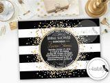 Gatsby Bridal Shower Invitations Bridal Shower Invitation Great Gatsby Printable by socalcrafty
