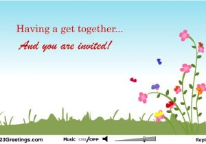 Get together Party Invitation Message Fancy Get to Her Party Invitation Wordings In