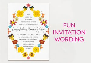 Get together Party Invitation Message Invitation Wording for Get to Her Party Gallery