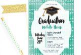Graduation Dinner Party Invitation Wording 45 Graduation Invitation Designs Templates Psd Ai