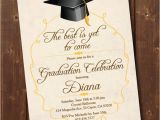 Graduation Invitation Card Sample 76 Invitation Card Example Free Sample Example format