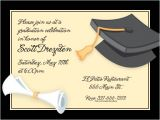 Graduation Invitation Card Sample Graduation Day Invitations by Paper so Pretty at