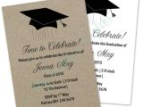 Graduation Invitation Card Sample Graduation Invitation Template