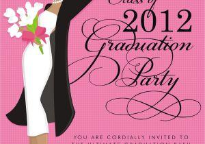 Graduation Invitation Card Sample Graduation Party Invitation Template Card Invitation